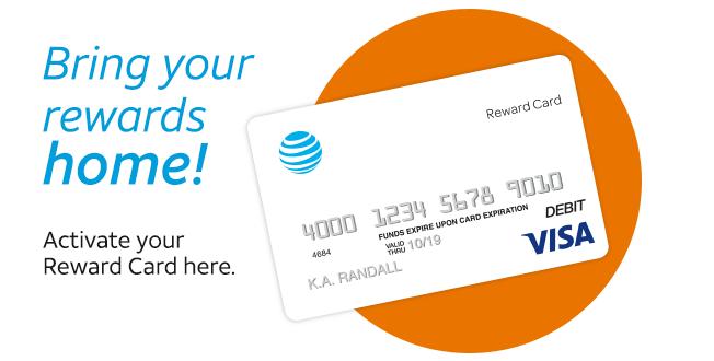 login banners - Visa Rewards Card